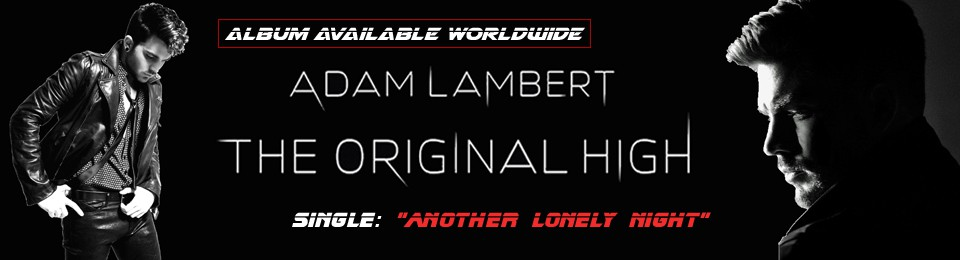 Adam Lambert Music 411